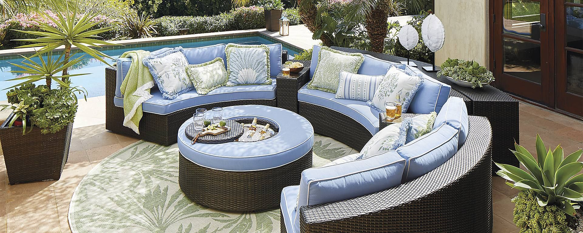 Pin By Patio Furniture Covers On Garden Furniture Covers Best Outdoor Furniture Outdoor Couch Frontgate Outdoor Furniture