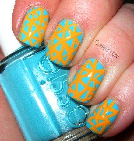 summerella nails  beauty nails pretty nails my nails