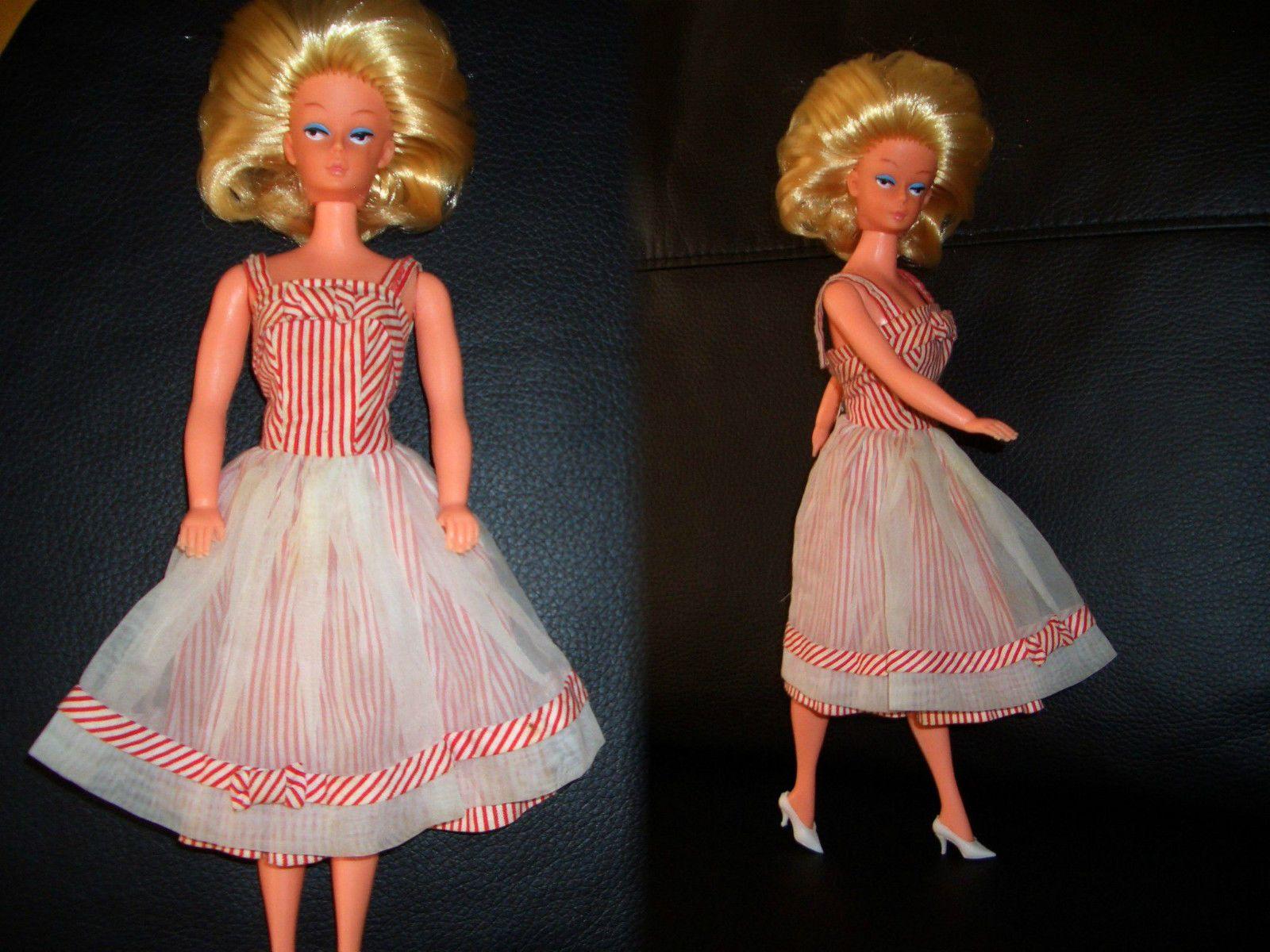 Barbiepuppen & Zubehör /Mattel Vintage BARBIE  PUPPE DOLL CLONE STEFFI HONG KONG FACE Puppen & Zubehör