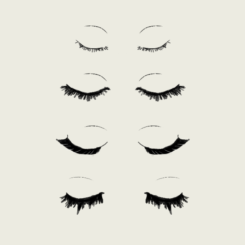 What You Need To Know About Glass Extensions: The Beginner's Guide To Eyelash Extensions
