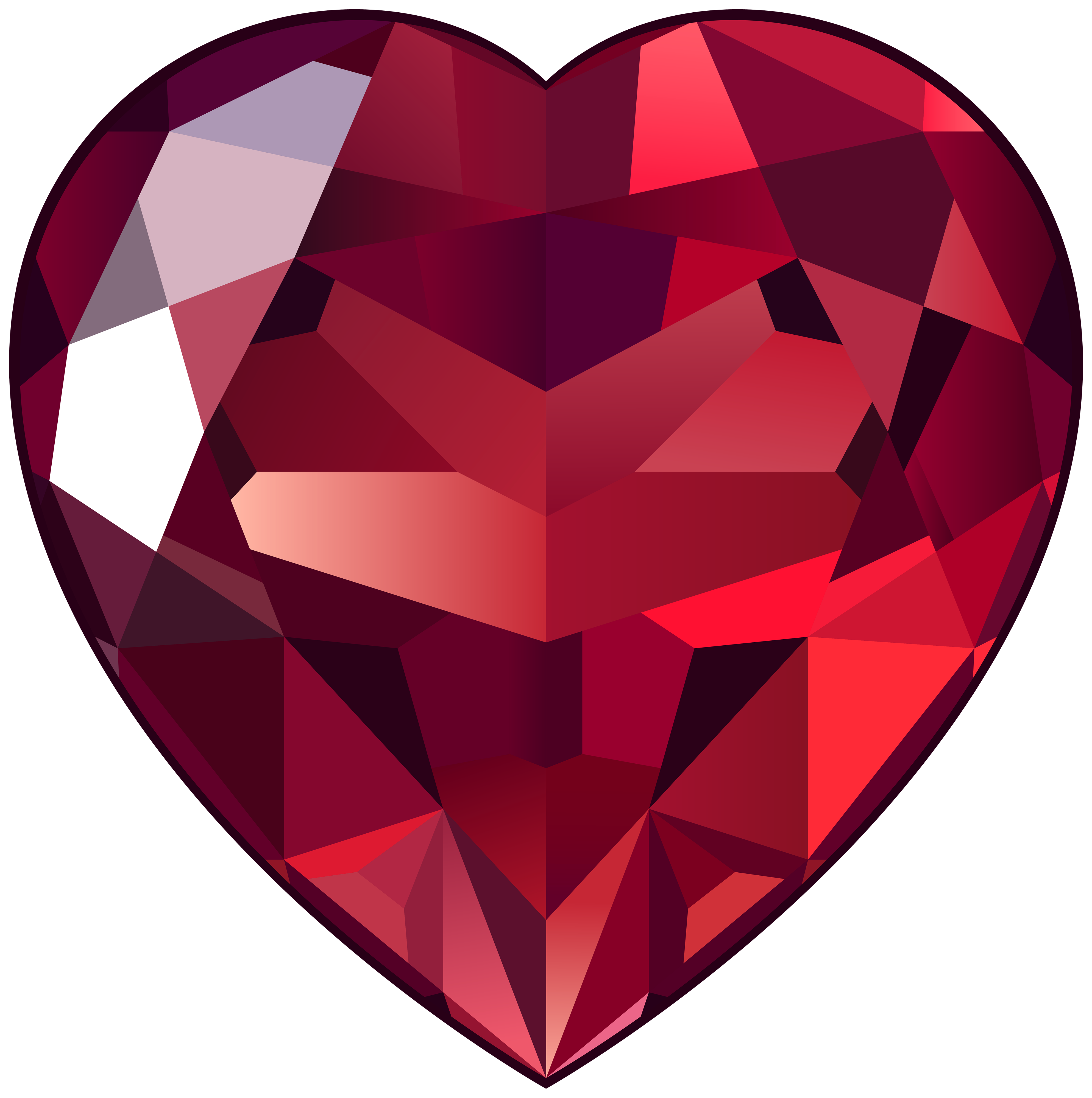 Ruby Heart Png Clipart The Best Png Clipart Gem Drawing Gem Tattoo Gemstone Art
