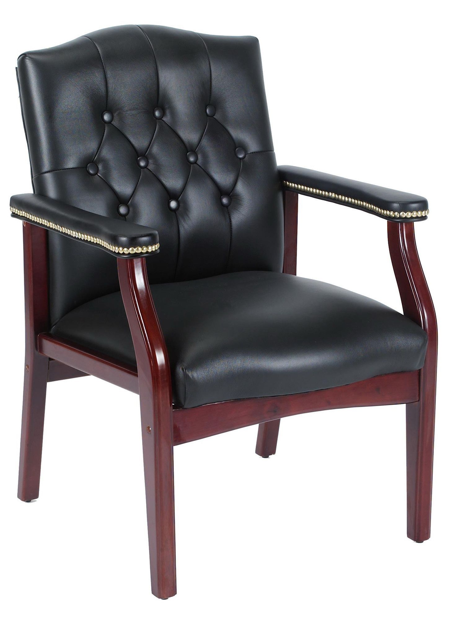 Astonishing Leather Guest Chair Office Guest Chairs Best Office Chair Machost Co Dining Chair Design Ideas Machostcouk