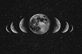 Image Result For Phases Of The Moon Tumblr Moon Phases Background Moon Full Moon Desktop wallpaper tumblr moon