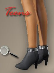 Booties for Teens @ All About Style
