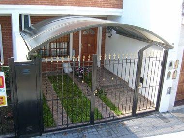Techos policarbonato buscar con google pinteres for Techos para garajes exteriores