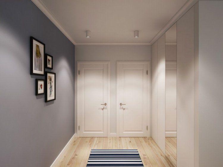 Peinture couleur taupe et meubles modernes en 16 photos ! Idées - Peindre Des Portes En Bois