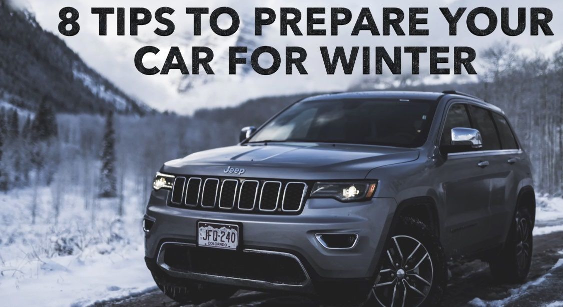 Check Out These 8 Tips To Prepare Your Vehicle For Winter Https