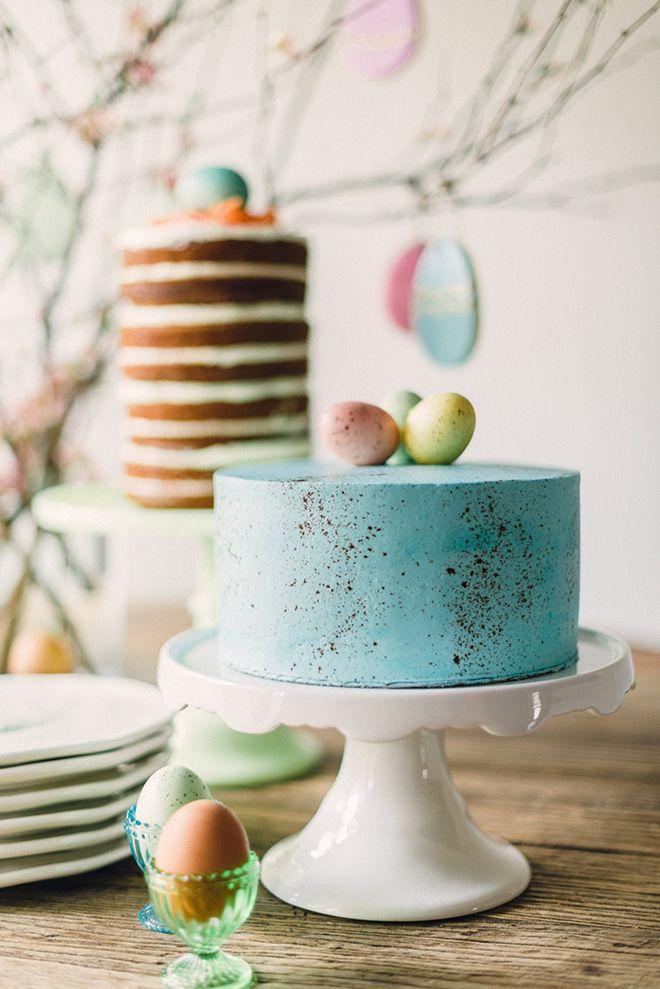 easter dessert table easter cake easter eggs easter party idea easter
