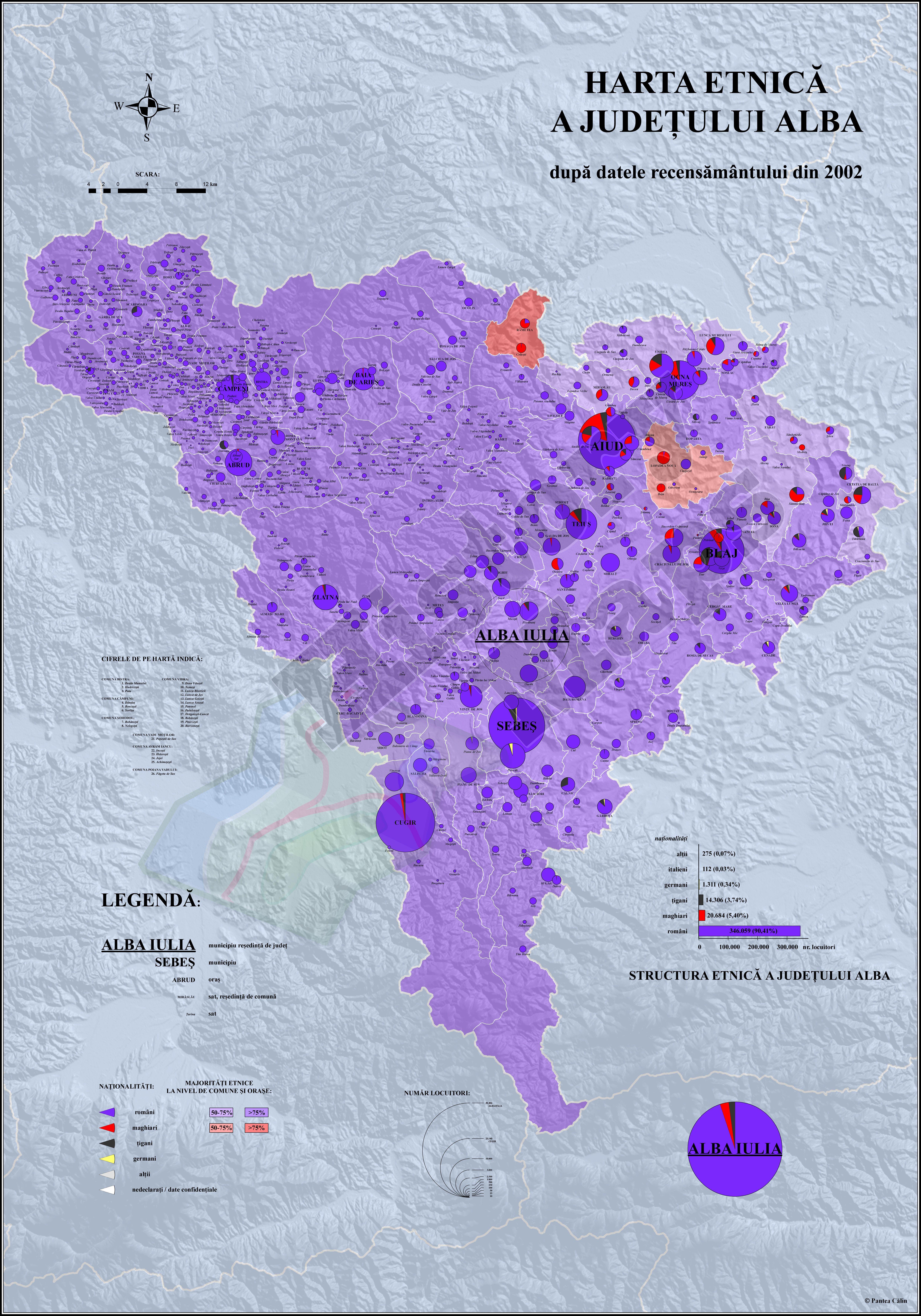 Dacia Image By Ionel Doie In 2020 Map Alba County