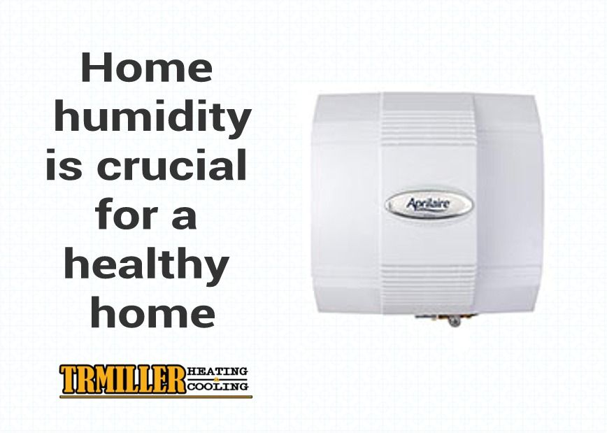 Controlling Humidity Is Crucial For A Healthy Home Research