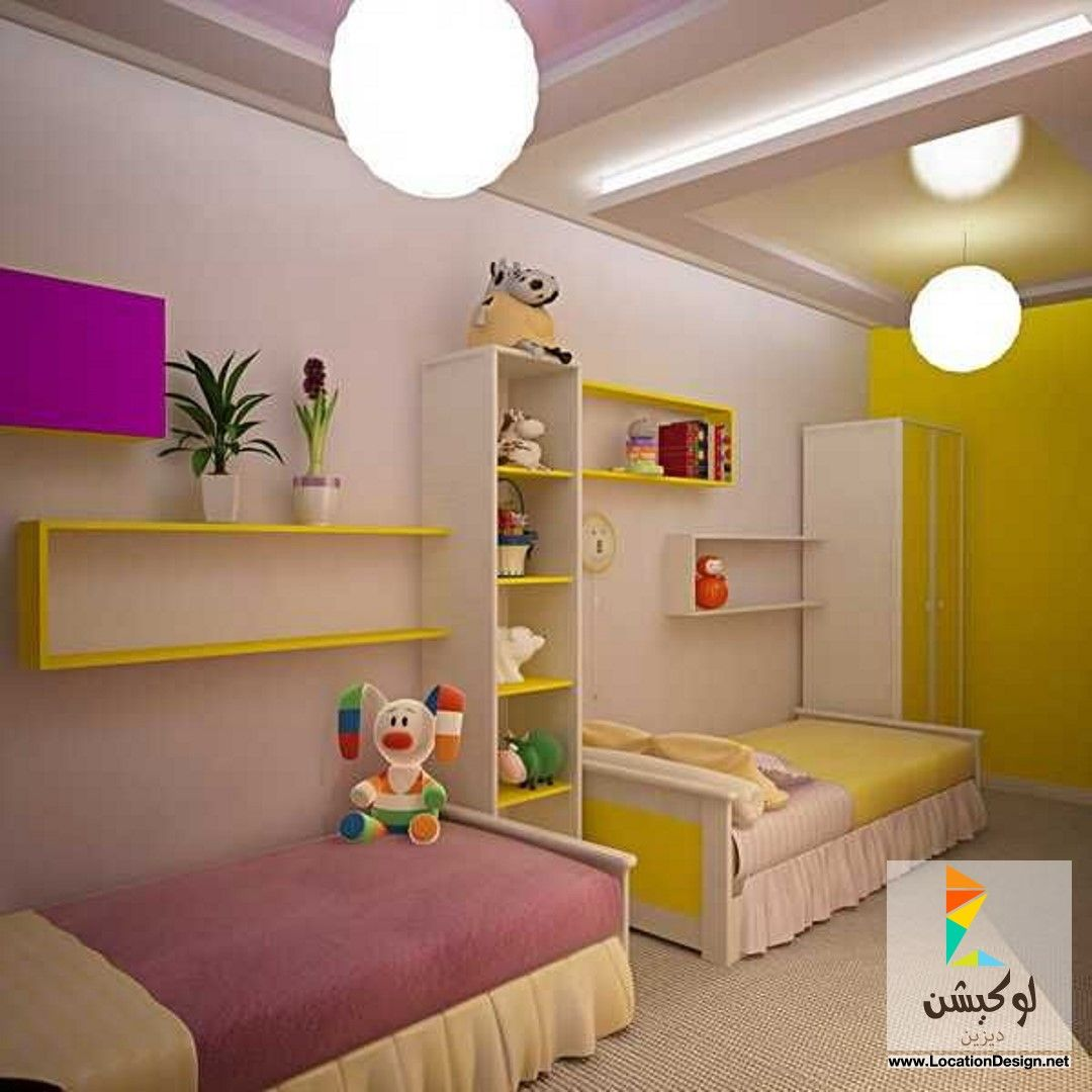 Kids bedrooms for two - Kids Room Decorating Ideas For Young Boy And Girl Sharing One Bedroom There Are Several Cute Examples I Like The Couch Bunk Bed Neutral Combo