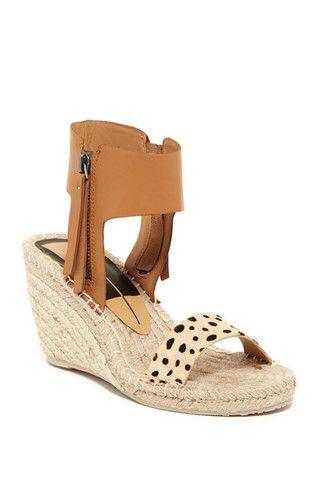 75e3696c4a9 Gisele Wedge Sandal