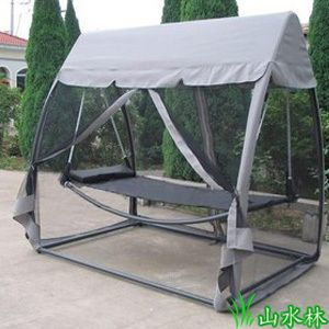 Outdoor hammock outdoor swing hanging chair hammock concentretor sunscreen waterproof mosquito net casual $266.08