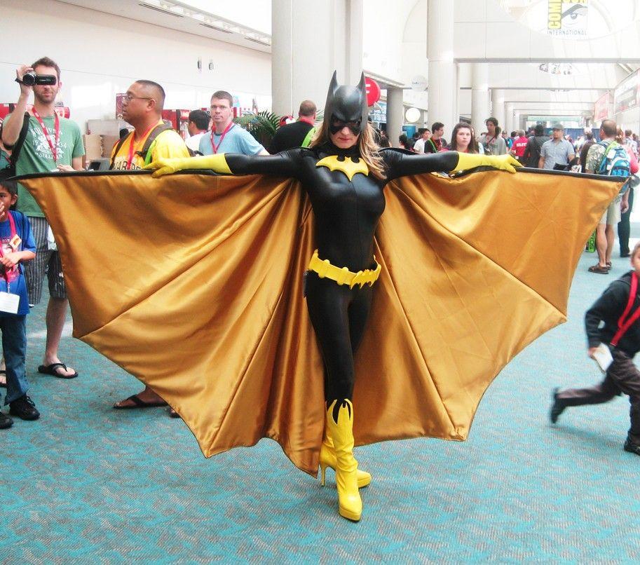 Best Cosplay Ever This Week 01 23 Batgirl Cosplay Best