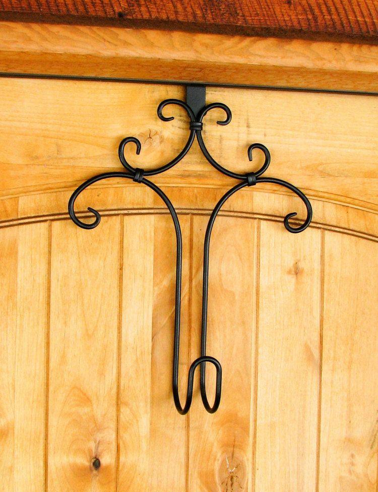 Wreath Hanger Door Hanger Door Wreath By Wildridgedesign On Etsy Wreath Hanger Home Decor Accessories Decor