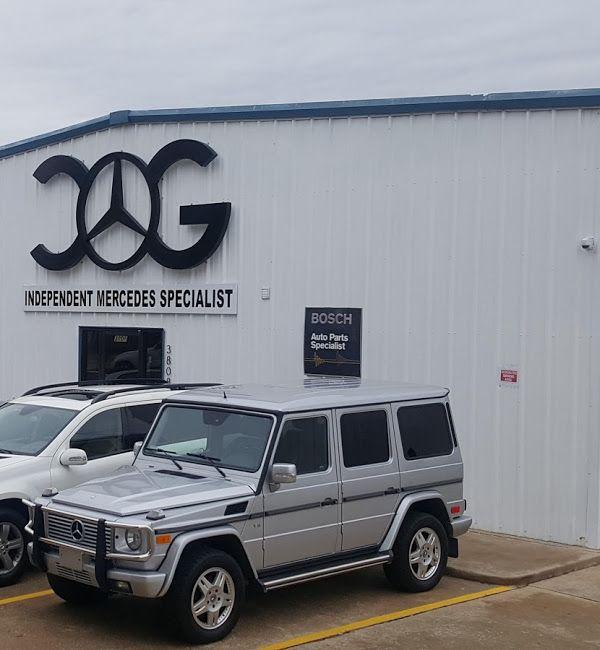 Mercedes Benz Auto Service & Repair Shop Near Me Houston ...