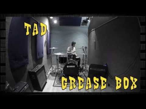 TAD - Grease Box Drum Cover 3-14-15 - YouTube