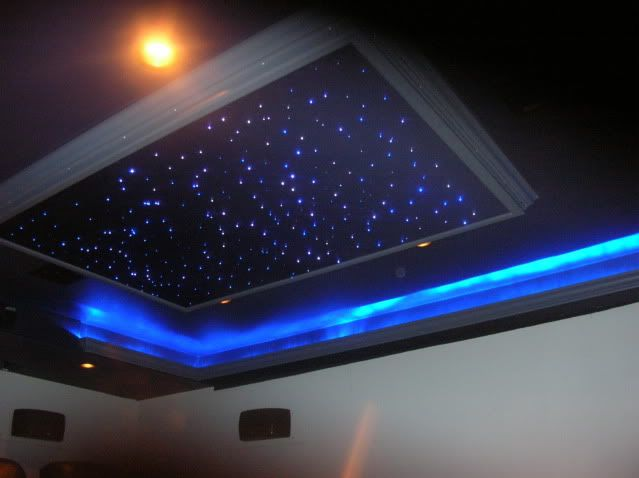 Diy Star Ceiling Avs Forum Home Theater Discussions