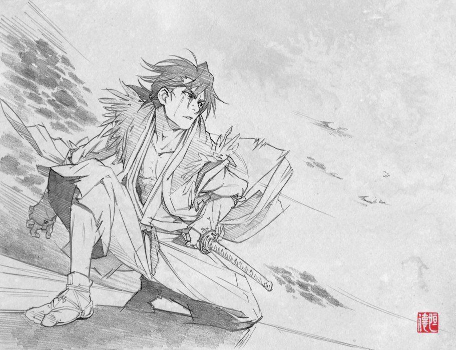 Cbkqhicumaicyvyjpgorig 911700 anime sketch