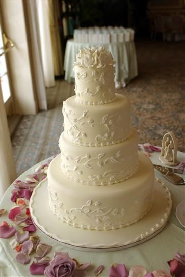 Please Post Pictures of Non-Fondant Wedding Cakes | Wedding Cakes ...