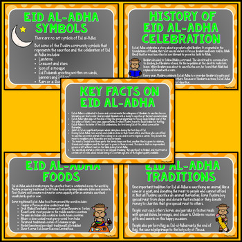 Eid Al Adha Powerpoint Editable All About Eid Ul Adha Facts With Quiz Kwanzaa Powerpoint Lesson Visual Learning Tools