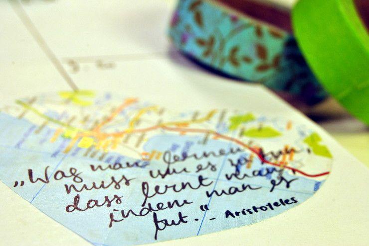 Taschenkalender Selbst Gestalten: Schritt Für Schritt Erklärung Für Euren  Neuen DIY