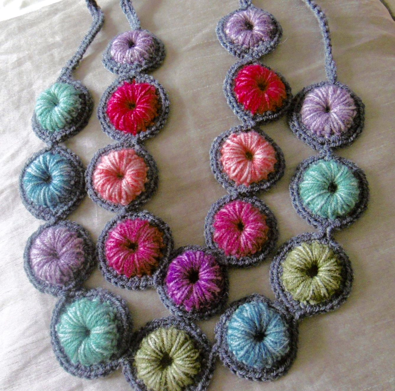 A blog about crochet, colour with lots of free patterns | crochet 6 ...