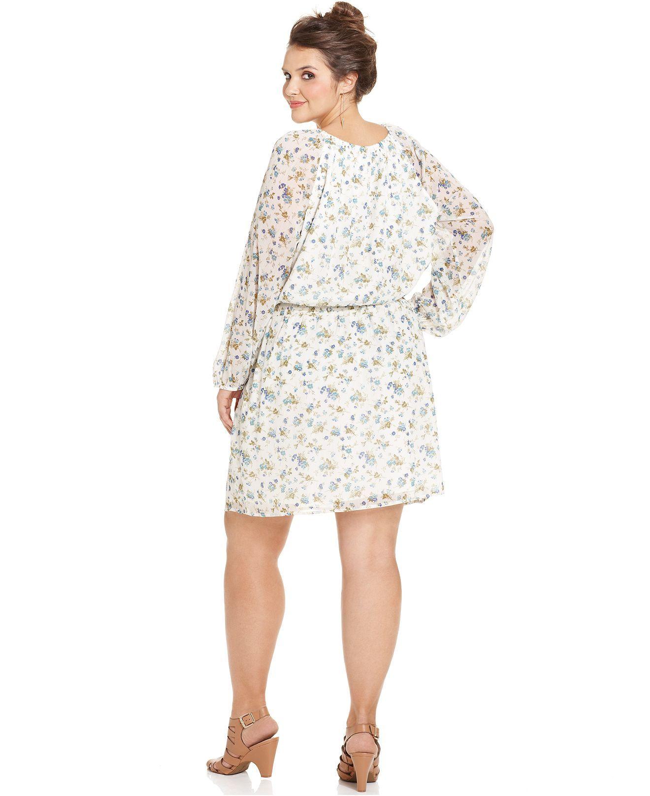 Jessica Simpson Plus Size Dresses
