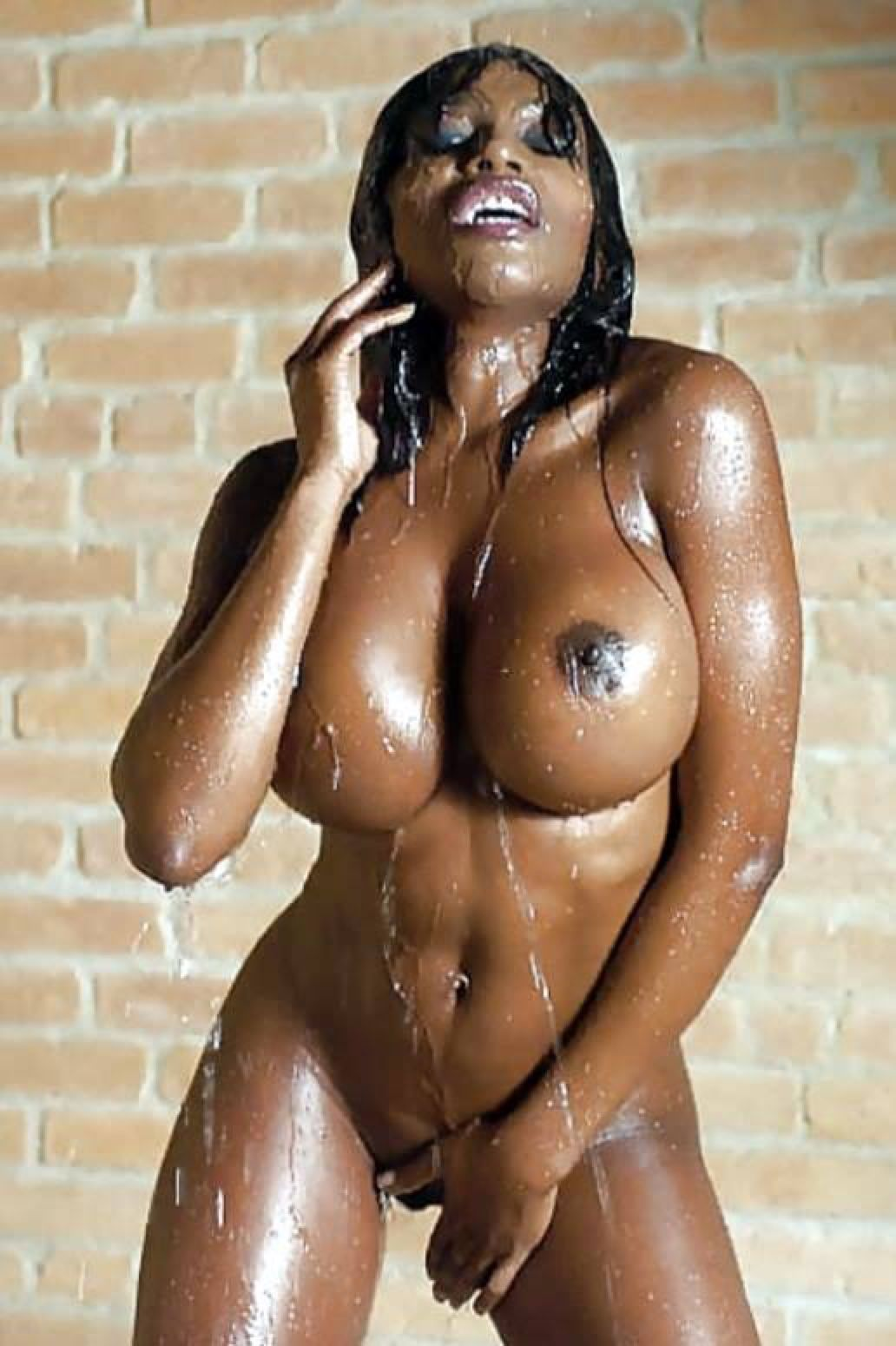 black-naked-woman-in-shower-stockings-filth