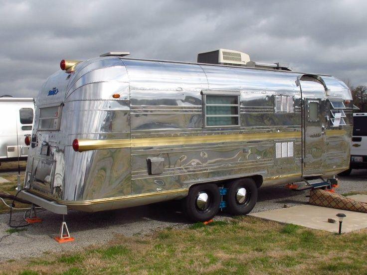 Image Result For Silver Streak Awning Vintage Campers