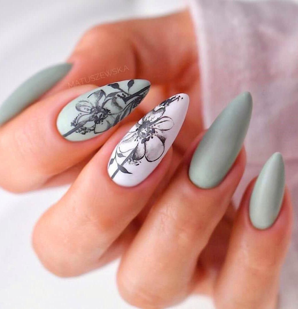 Ногти Маникюр Дизайн ногтей