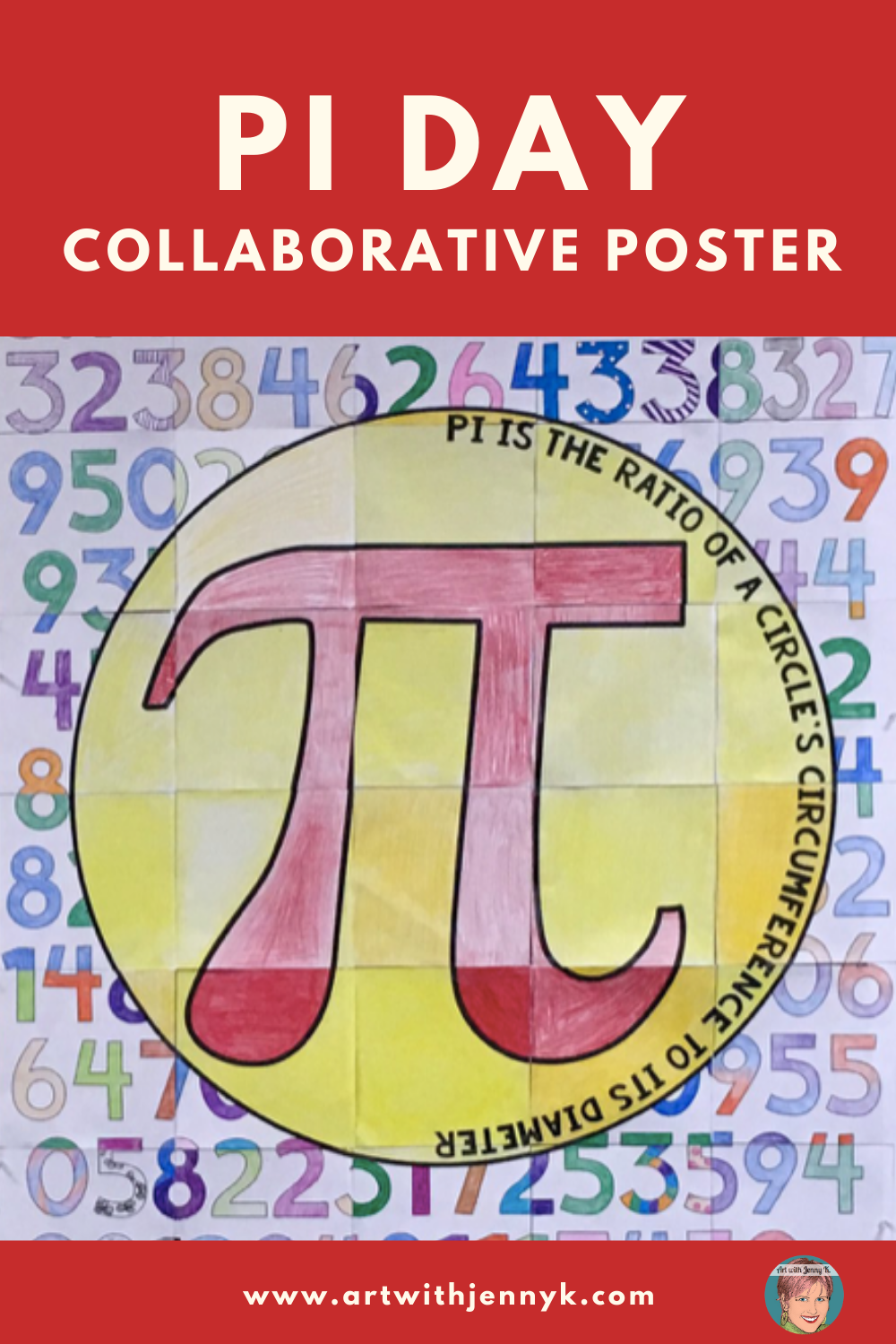 Pi Day Activity Math Activities Elementary Collaborative Classroom Pi Day