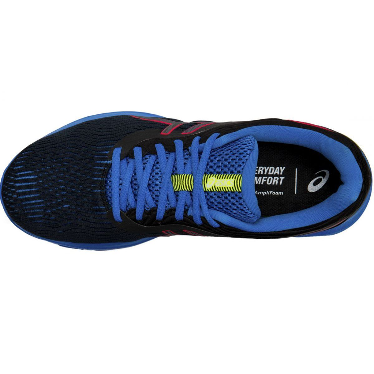 Buty Do Biegania Asics Gel Pulse 11 Ls M 1011a645 001 Czarne Asics Gel Pulse Black Running Shoes Asics Gel