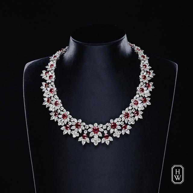 harry winston on harry winston diamond and collection
