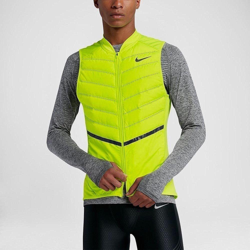 60d86fa0368a Nike Aeroloft 800 Goose Down Reflective Running Vest - 800497 702 - Men s S  (eBay Link)