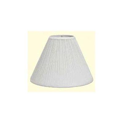 Deran lamp shades 14 mushroom pleat empire lamp shade color white deran lamp shades 14 mushroom pleat empire lamp shade color white aloadofball Choice Image
