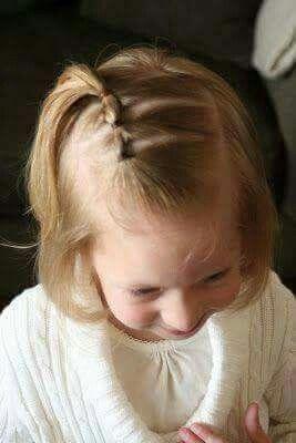 Frisur fur kleinkind madchen