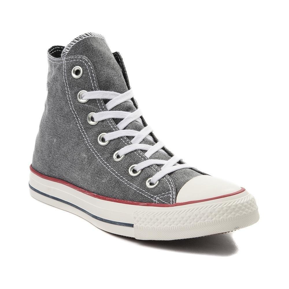 07aa3f5ef73e2d Converse Chuck Taylor All Star Hi Washed Denim Sneaker - Black - 399530