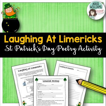 St Patricku0027s Day Limericks! FREE and fun templates for students - information sheet templates