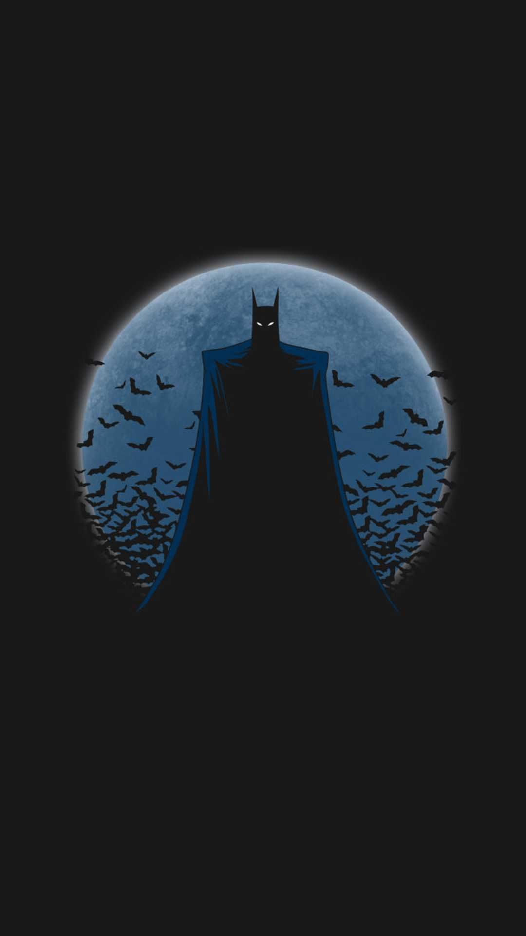 Download The Batman Minimal Dark Wallpaper Top Free Awesome
