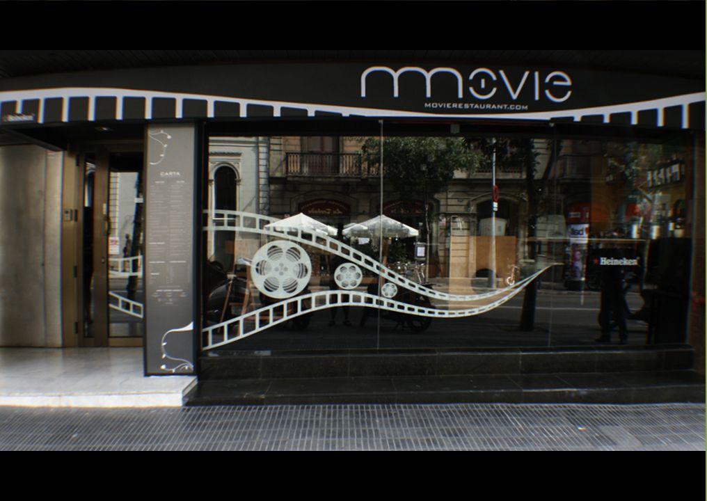 Dise o de interiores para la empresa movie restaurant - Empresa diseno de interiores ...