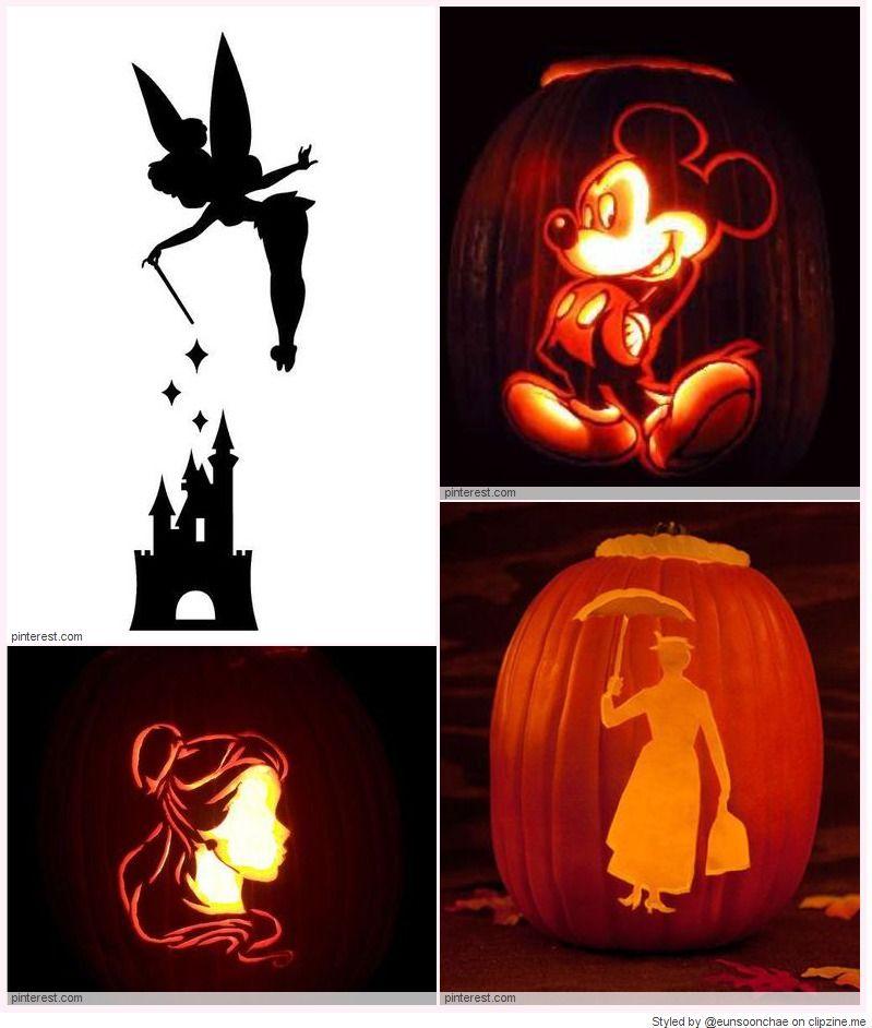 Disney Pumpkin Carving Ideas | Crafts | Pinterest | Disney pumpkin ...
