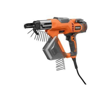 Ridgid 3 In Drywall And Deck Collated Screwdriver R6791 With
