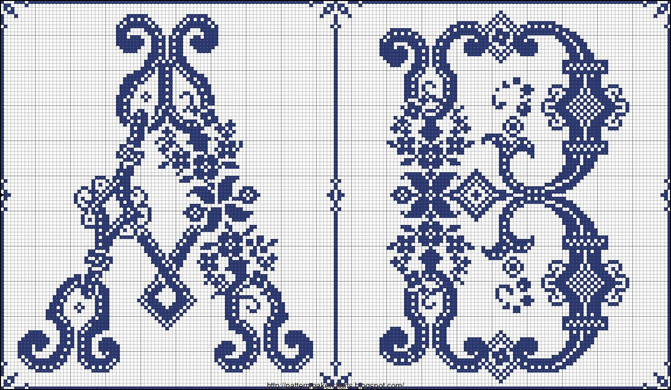 Free Easy Cross, Pattern Maker, PCStitch Charts + Free