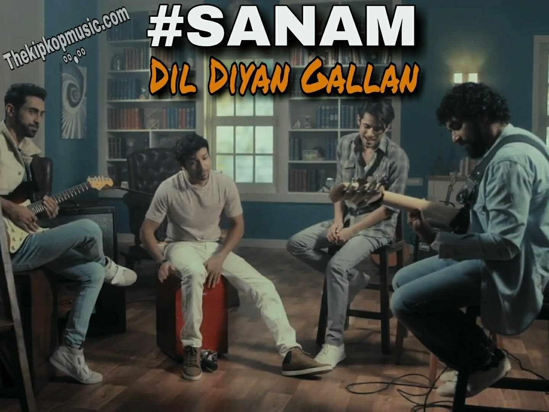 Sanam Puri Dil Diyan Gallan Cover Unplugged Full Mp3 Song Download