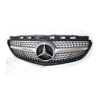 2014 mercedes w212 diamond grill for benz facelift w212 e. Black Bedroom Furniture Sets. Home Design Ideas