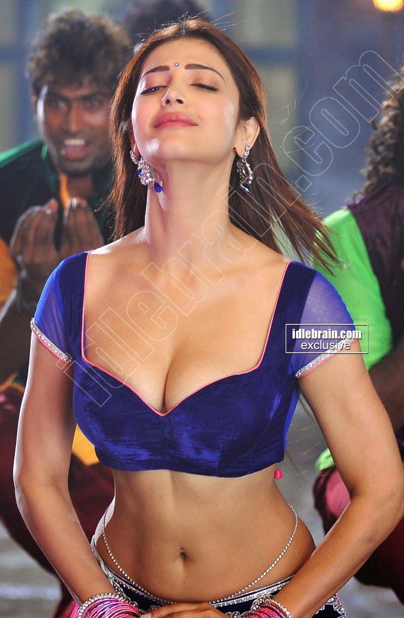 Shruti Hassan Hot Cleavage Show Pics - Hot Blog Photos | Shruti ...