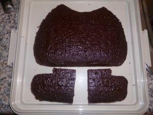 How to Make a Peppa Pig Cake #peppapig