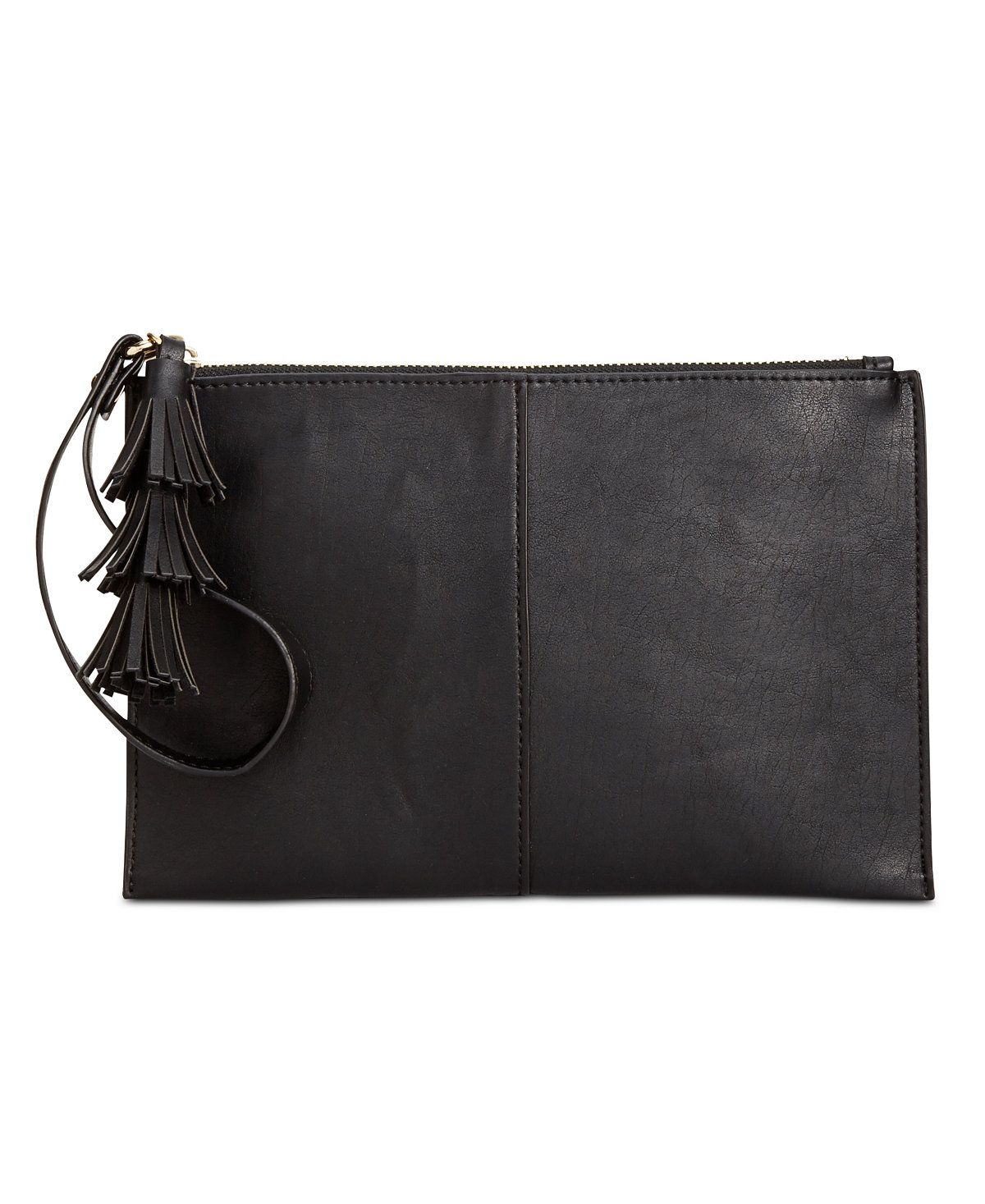 Inc International Concepts Alexa Party Pouch Only At Macy S Clutches Evening Bags Handbags Accessories