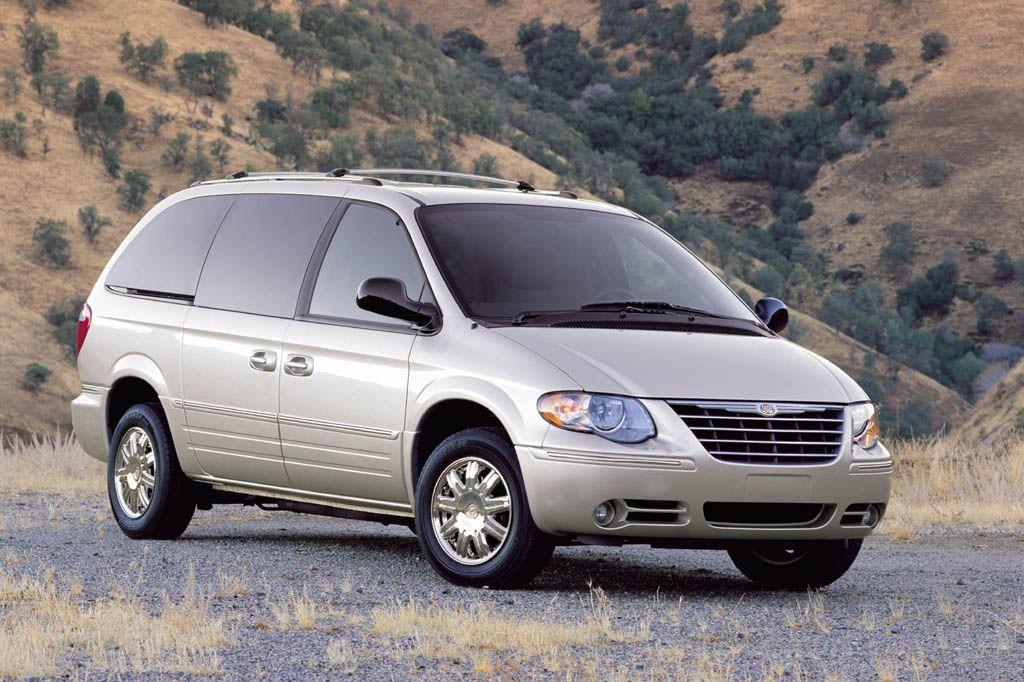 2005 07 Chrysler Town Country Mini Van Chrysler